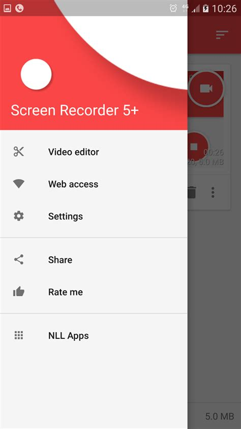 screen recorder license 10 0 apk android cats video players editors apps - Screen Recorder License Apk