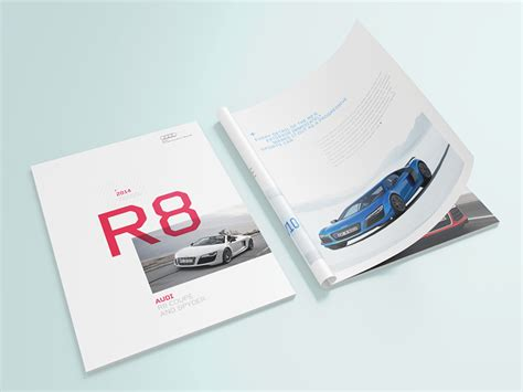 Audi Car Company Profile by How To Design A Stunning Brochure 30 Expert Tips And