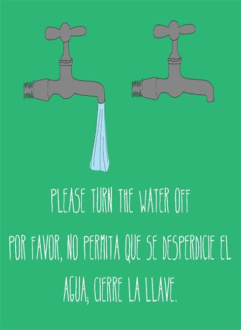 turn off water under gardens