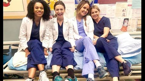 More Greys Anatomy Drama by Grey S Anatomy Gets Renewed For 15th Season Becomes