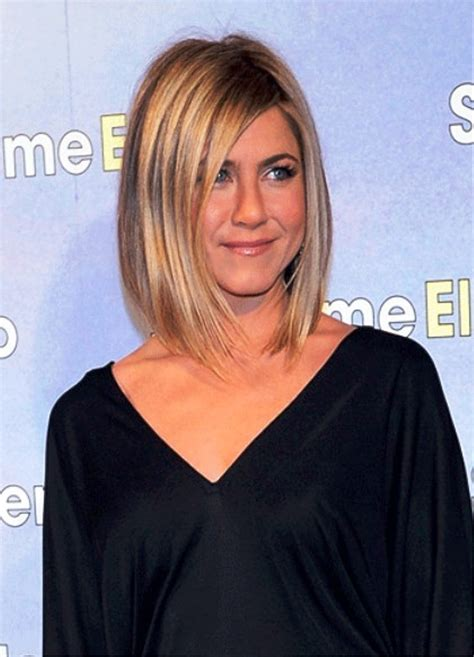 Aniston Bob Hairstyle by Pictures Of Aniston Bob Hairstyle