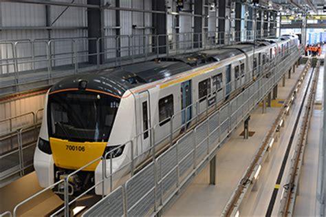 thameslink railway thameslink programme siemens trains enter service in