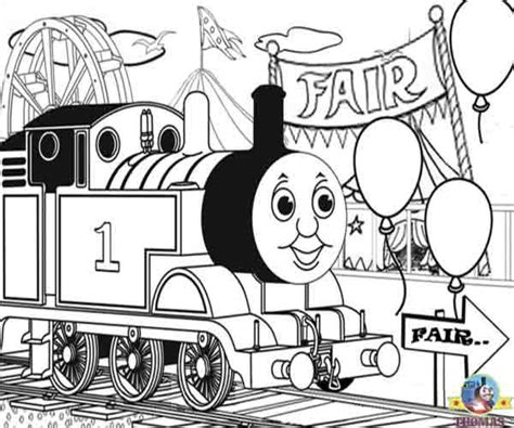 salty train coloring page coloring picture thomas train 171 online coloring
