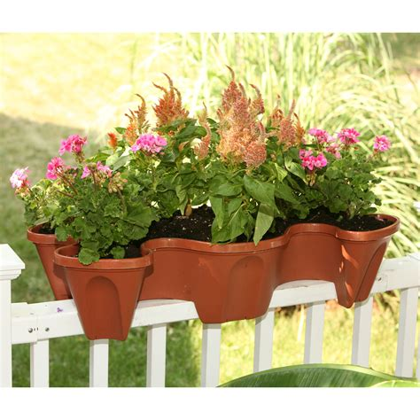 deck rail planter boxes deck rail planter boxes trend pixelmari