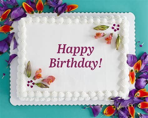 It is believed that the first actual birthday cake was made in germany