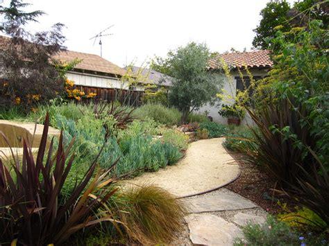mediterranean garden mediterranean landscape san