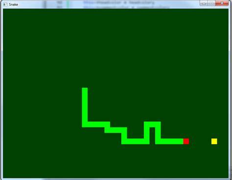 c tutorial snake game game programming snake general and gameplay programming