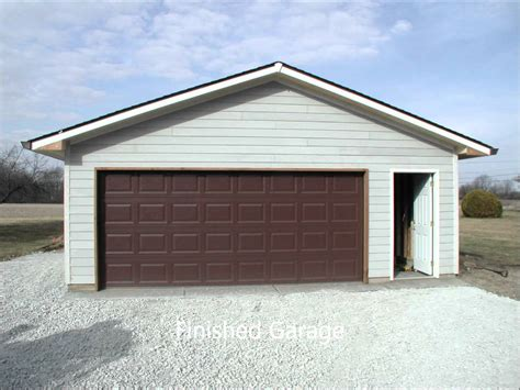 24x30 Garage by 24x24 Garage Quotes