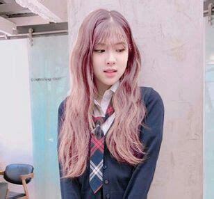 blackpink  pink hair blink amino