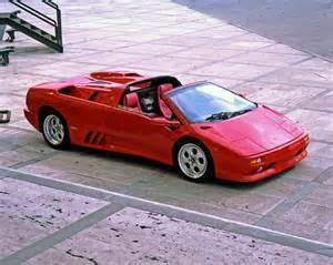 Lamborghini Diablo Roadster Vt Lamborghini Diablo Vt Roadster Worldwide 1995 98