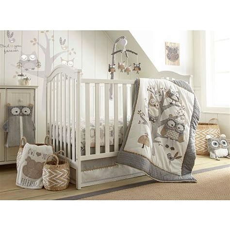 Owl Themed Crib Bedding Sets Levtex Baby Owl 5 Crib Bedding Set Babies R Us Dust Ruffle And Owl Nursery