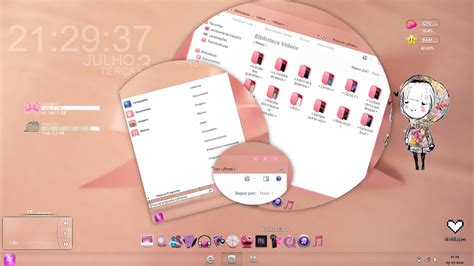 download themes for windows 7 cute pastel theme windows 7 by beatsense on deviantart