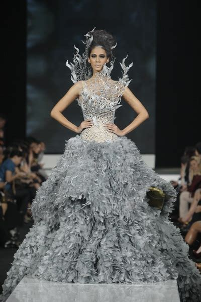 Wedding Dress Designer Indonesia by Designer Tex Saverio Is The Designer Of