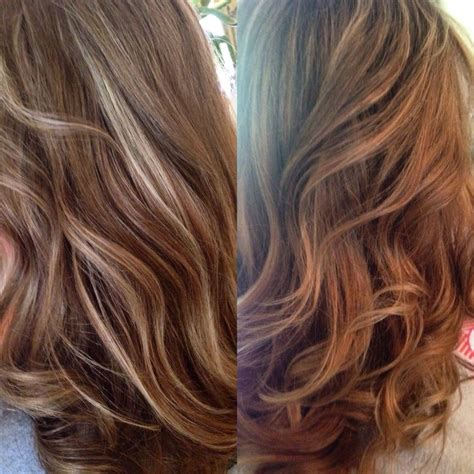 pictures of dimensional hair colors dimensional color hair by kayla adams glamour on the go