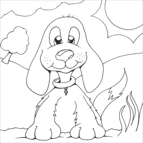 kids colouring pages coloring lab