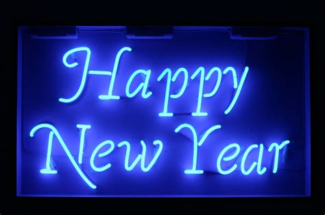 new year year signs neon circus neon sign hire catalogue