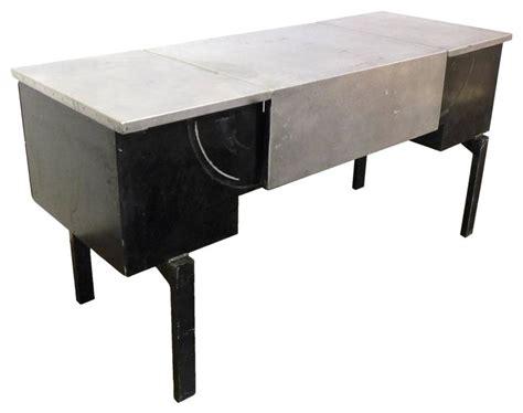 Folding Aluminium Military Desk For Sale At 1stdibs