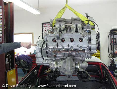 Ferrari 348 Engine Swap by Ferrari 308 Engine Mounts Ferrari Free Engine Image For