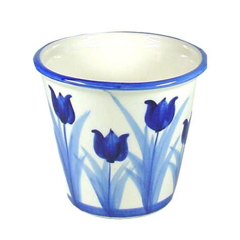 Blue Planter Pots by Blue Plant Pots