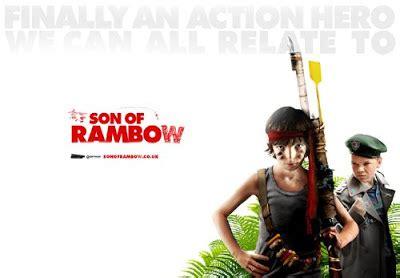 Son Of Rambow 2007 Film Son Of Rambow 2007 Dan S Media Digest