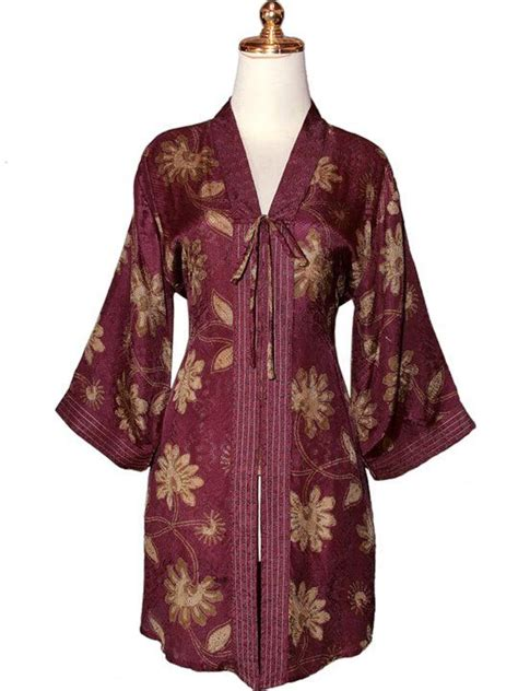 Dress Batik Wanita Dress Wanita Aulia Dress Kawung Soft model baju batik wanita paling dicari model baju