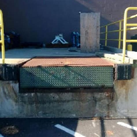Dock Levelers Install Overhead Door West West Overhead Doors