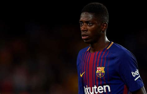 ousmane dembele highlights 2017 ousmane dembele s highlights on barcelona debut against