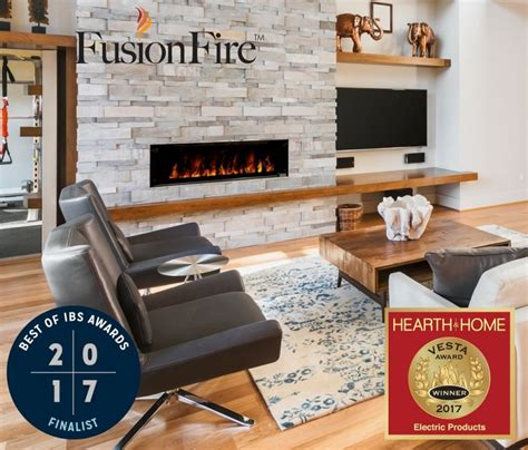Steam Fireplace by Arizona Fireplaces Introduces The Fusionfire Steam
