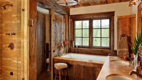 rustic country style interior design ideas youtube return to nature with rustic home design