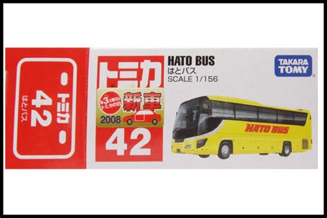 Tomica Hato ミニカーコレクション モノぶろぐー はとバス by トミカ no 042 1 156 details comment