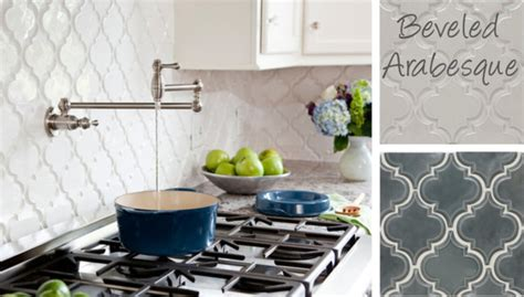 trends in kitchen backsplashes mission stone tile announces 2013 trends in kitchen