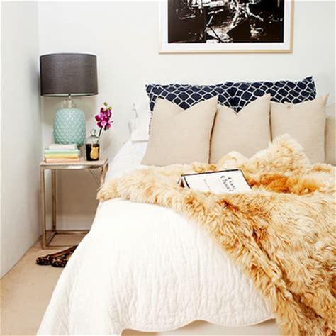 Bedroom Fur Faux Fur Bedroom Throws Design Ideas