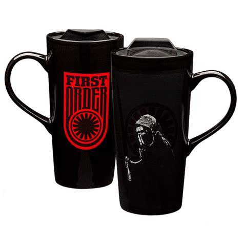 Star Wars Kylo Ren Heat Change Ceramic Travel Mug   ThinkGeek