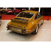 Porsche 911 Carrera RS 27  Entrant Peter Wiesner Sports