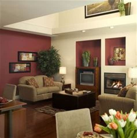 burgendy accent wall burgundy accent wall in living room for the home
