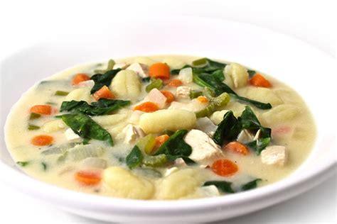 Olive Garden Weight Watchers by Olive Garden Chicken Gnocchi Soup Made With Weight Watchers Points Kitchen