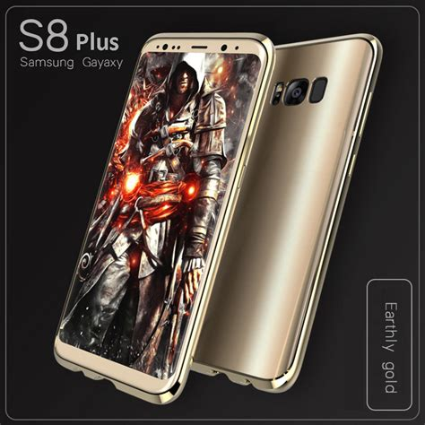 Beetle Samsung S8 S8 Plus Armor Back Casing Anti Sock for samsung galaxy s8 s8 metal armor frame bumper pc back slim cover ebay