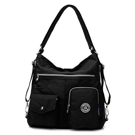 Tottebag Wanita Bag tas ransel tote bag wanita black jakartanotebook