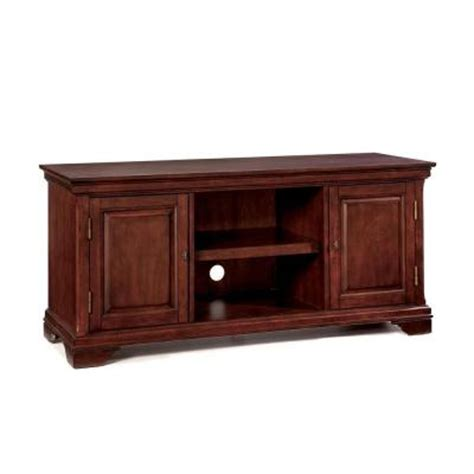 home styles lafayette cherry tv stand discontinued 5537 09