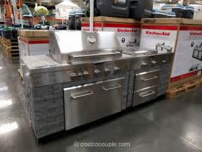 costco kitchen islands diy island outdoor kitchen grills