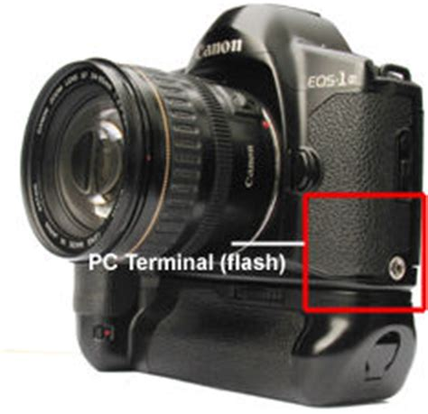 Third Bracket Flash Shoe C basic features and functions part iii canon eos 1n
