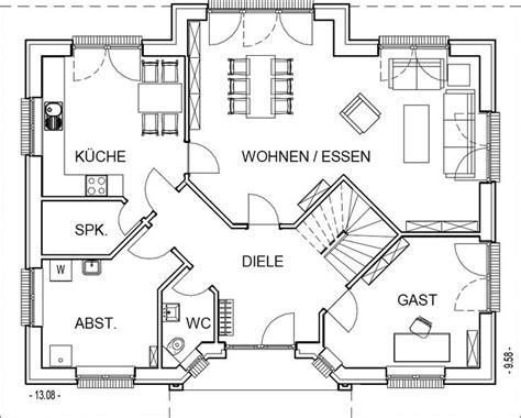wohnung 100 qm landhaus grundriss erdgeschoss mit 100 40 m 178 wohnfl 228 che
