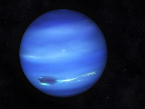 Planet Neptune by It Rains Solid Diamonds On Uranus And Neptune National Post
