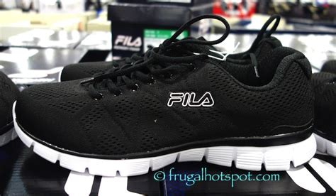 costco athletic shoes costco sale fila s athletic shoe 15 99 frugal hotspot