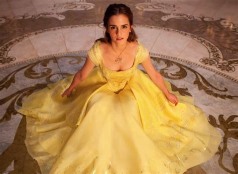 emma s belle s yellow gown from beauty and the beast a belle s yellow gown from 2017 beauty and the beast the