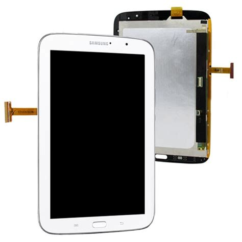 Samsung L C D Replacement Lcd Screen And Digitizer For Samsung Galaxy Note 8 Assembly Black