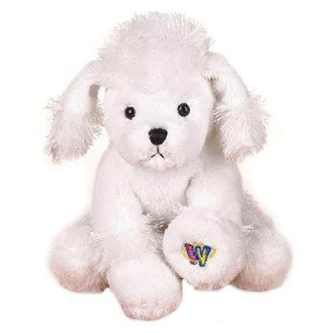 webkinz puppy white poodle webkinz lil kinz plush