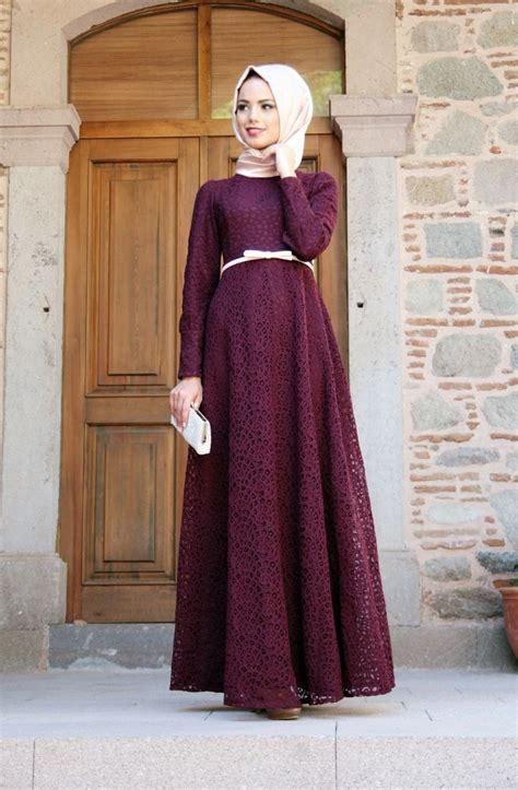 Maxi Dress Muslim Dress Gamis Baju Wanita Yayuk Dress muslim wear that is hijabiworld