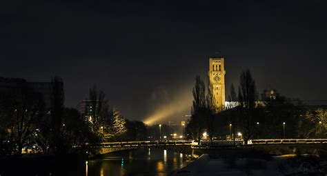 Englischer Garten München Bei Nacht by M 252 Nchen Bei Nacht Photo Ag
