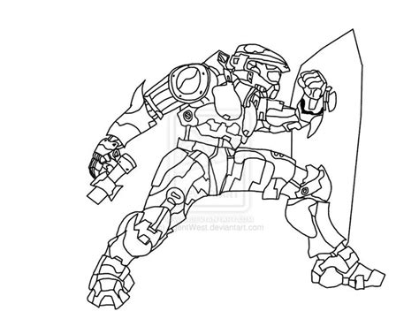 Halo 6 Coloring Pages by Halo Drawings Images Coloring Pages For Adults